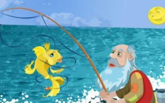 שעת סיפור: מונגש לילדי צמיד - הדייג ודג הזהב