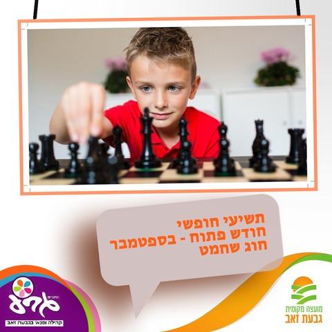 תשיעי חופשי - שחמט