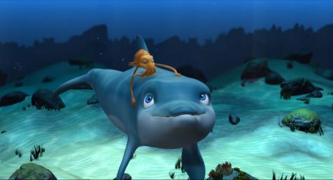 סרט פיצה: חלומו של דולפין